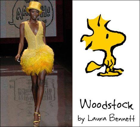 Woodstock by Laura Bennett Metlife Fashion