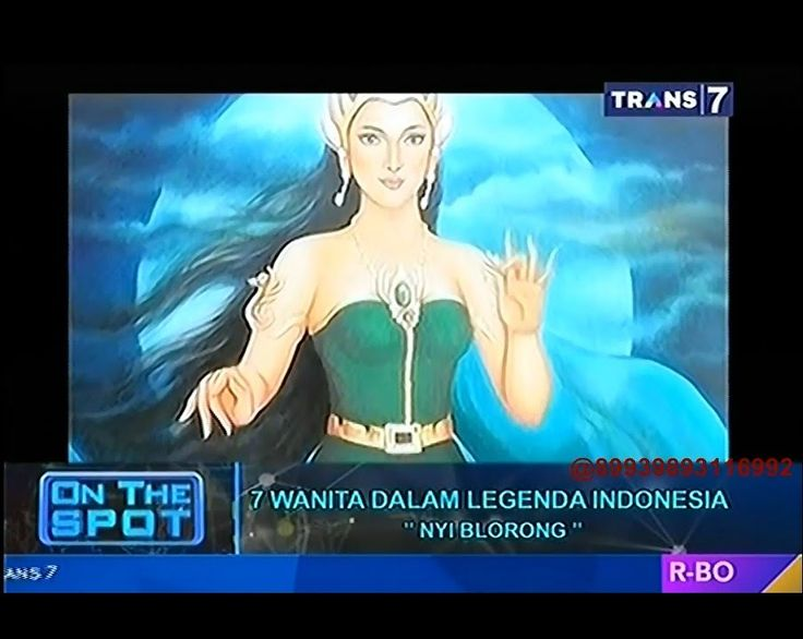 On The Spot - 7 Wanita Dalam Legenda Indonesia
