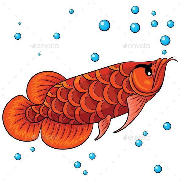 Arowana Fish Acnh Https Gofishing Netlify App Arowana Fish Acnh Html Gambar Ikan Desain