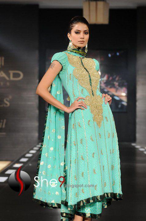 Pakistani Dress Designer | Boutique Fashion 2010