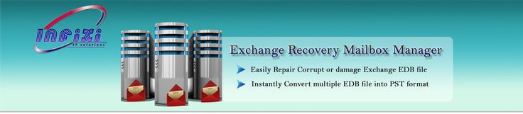 Exchange recovery software is the best tool to repair corrupt EDB file and then also recover exchange EDB file into PST file data. EDB file recovery Software recover EDB file with every Exchange mailbox folders- Inbox, Outbox, Send items, Contacts and Calendars etc.