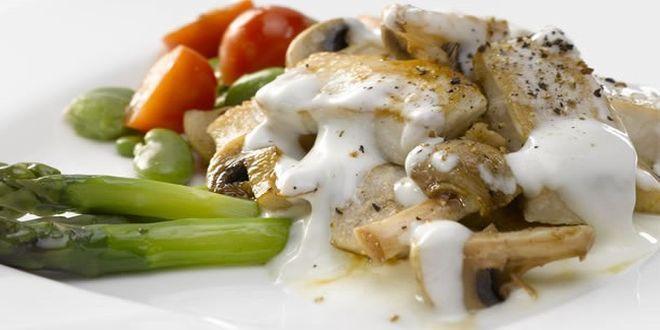 Reineta con Champiñones, una receta muy sana, deliciosa y que va muy bien acompañada de verduras variadas.  Estos son los ingredientes y el modo de preparación paso a paso.