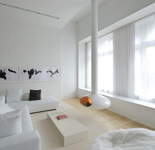 Minimalist Living Room Design Ideas: 17 Best Ideas About Minimal Living Rooms On Pinterest