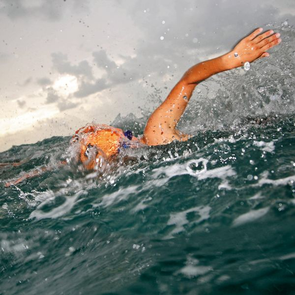 Improve pacing and stay calm in open water with these strategies from Dr Izzy Justice and Dinah Mistilis