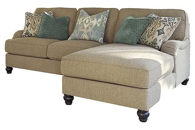 Sand julesburg 2 piece sectional view 2 for the home for Couch 0 interest