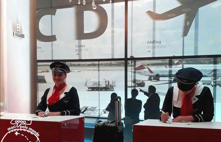 De blog para blog:  Evento Turismo de Viena e o Aeroporto de Viena