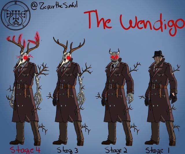 Fortnite Halloween 2020 Skin Concepts Concept: The Wendigo Halloween Skin #fortnite | Wendigo, Fortnite