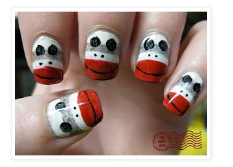 abbis-thing:    fun, easy nail idea