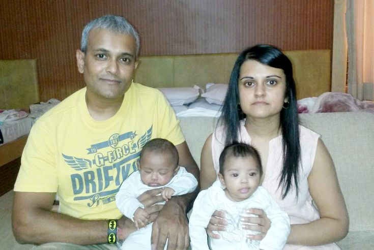 """New parents """"trapped"""" in India with their newborns because of Passport Office chaos #surrogacy #India"""