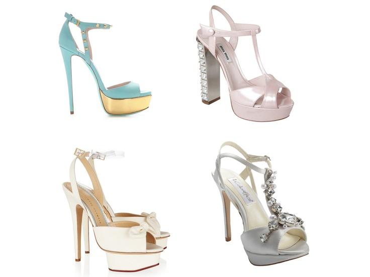 Pick Bobbie Thomas Wedding Shoes