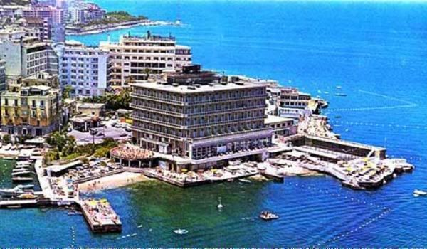 st georges hotel beirut -1960s