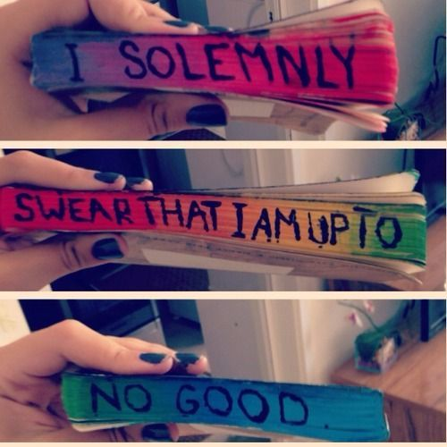 Wreck This Journal harry potter | Harry potter...