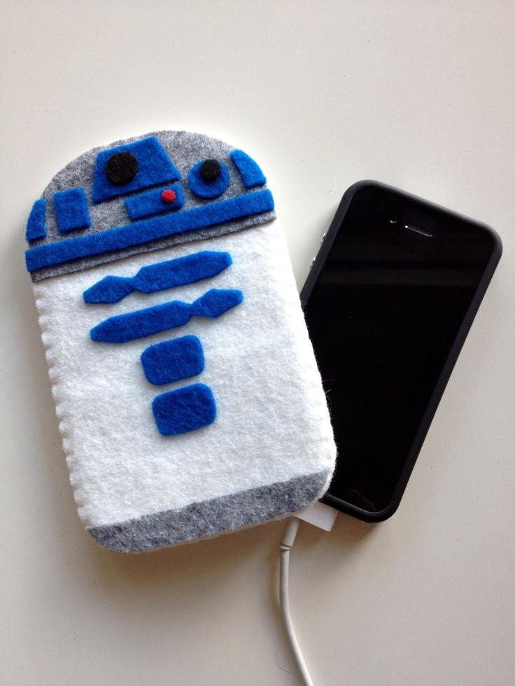 R2D2 Phone Cozy