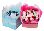 Little Grasshopper Big Hearted Bouquets - for the big hearted gift giver.