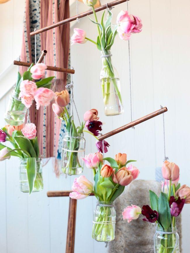 Bloemenmobiel; Leuk voor Pasen! Laat uw bloemen bezorgen voor Pasen