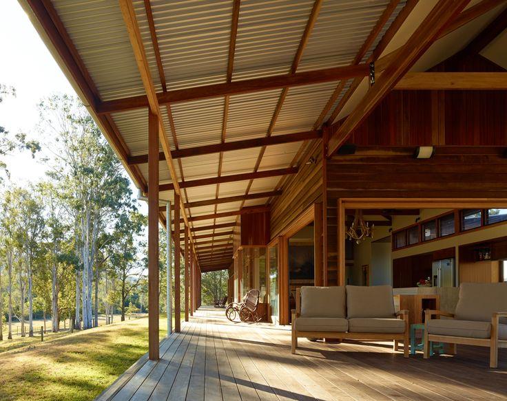Hinterland House | Queensland Australia | Shaun Lockyer Architects