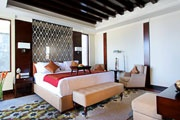 Luxury Bali Villas - the Master Bedroom