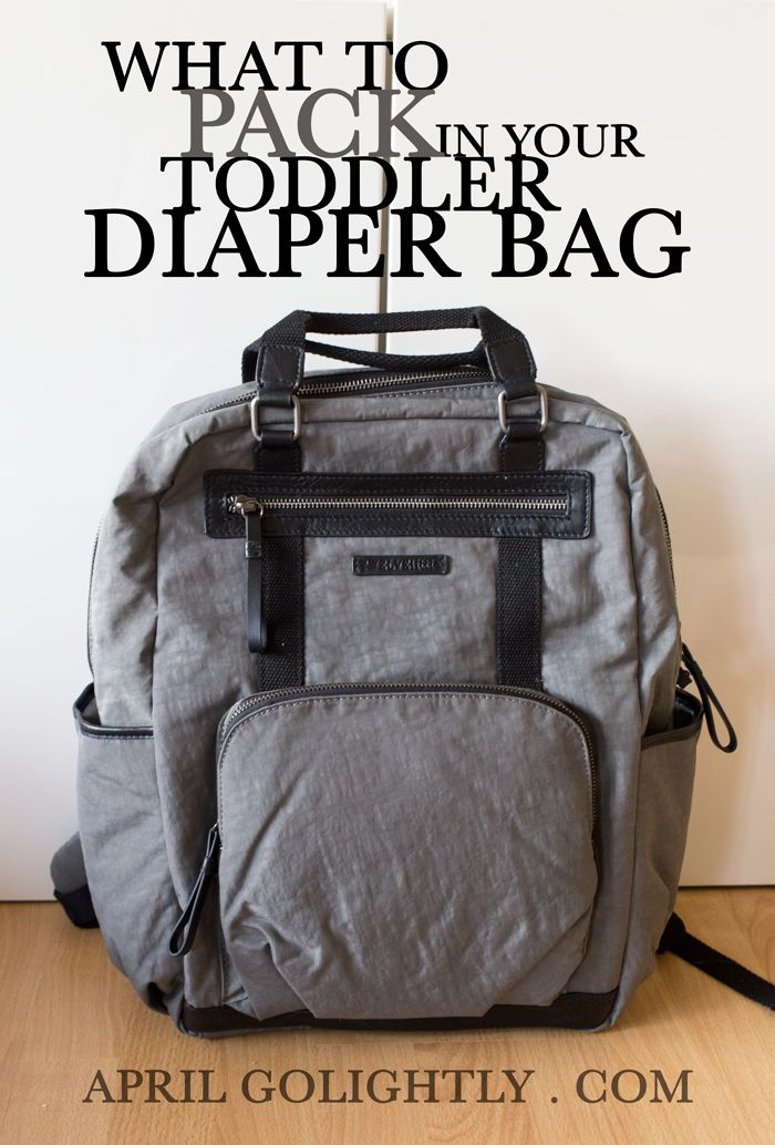 Kids Diaper Bag : Best toddler diaper bag ideas on