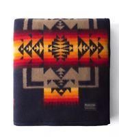 Pendleton Wool Blanket 64x80 Grateful Nation  Robe Blanket Brand New Never NIB