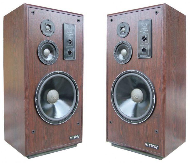 Infinity Speakers Stereo System Pinterest Speakers