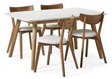 Matbord+stolar Mio