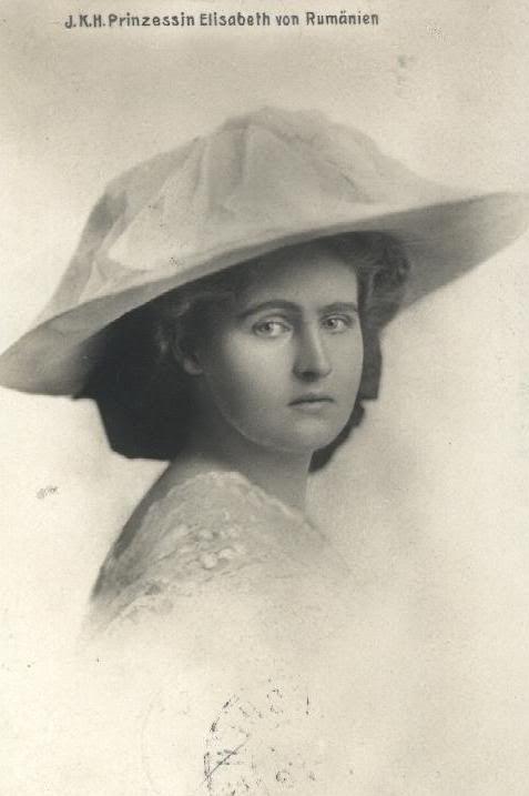 Queen Elisabeth of Greece