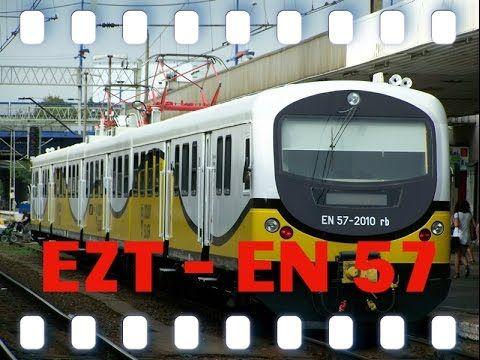 EMU EN57 starts from station Brzeg Głogowski to station Głogów, Lower Silesia, Poland - YouTube