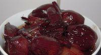 Opentaste - Shallots with balsamic vinegar