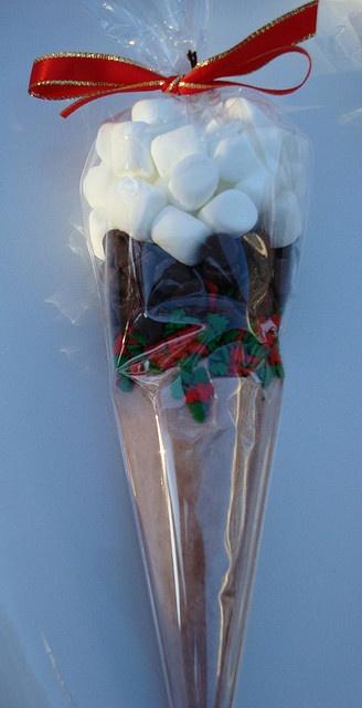 Hot Chocolate Cone