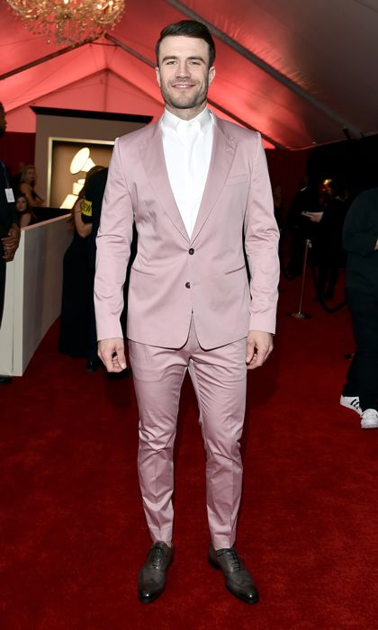 Sam Hunt in Dolce & Gabbana