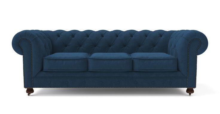 Camden Chesterfield 3.5 Seater Sofa
