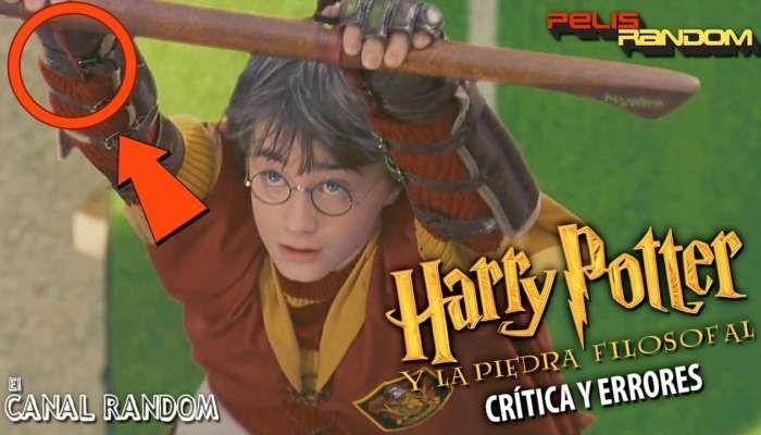 Errores de películas Harry Potter y la piedra filosofal – Review y Crítica – WTF PQC | Divertido Viral