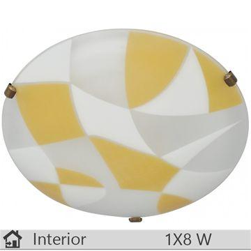 Plafoniera iluminat decorativ interior Klausen, gama Larissa, model D300