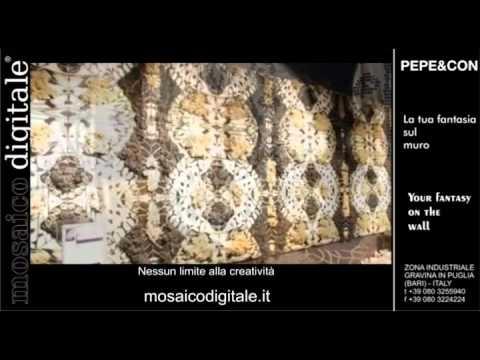 #Mosaico #Digitale
