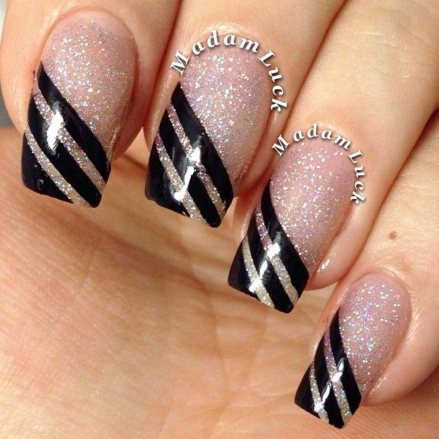 Instagram photo by madamluck #nail #nails #nailart   See more nail designs at http://www.nailsss.com/...