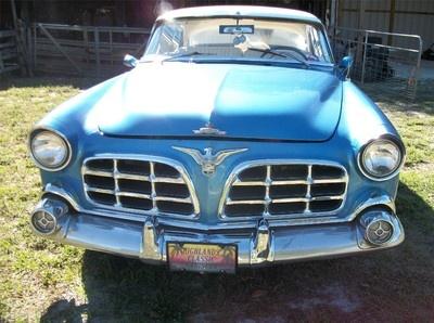 Chrysler : Imperial Standard 1956 Chrysler Imperia - http://www.legendaryfinds.com/chrysler-imperial-standard-1956-chrysler-imperia-2/