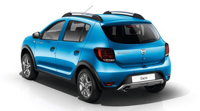 Neuer Dacia Sandero Stepway Foto - Dacia Schweiz