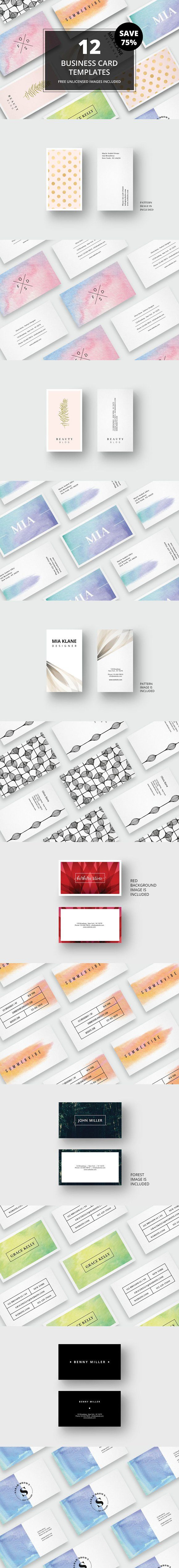 best 25 free printable business cards ideas on pinterest
