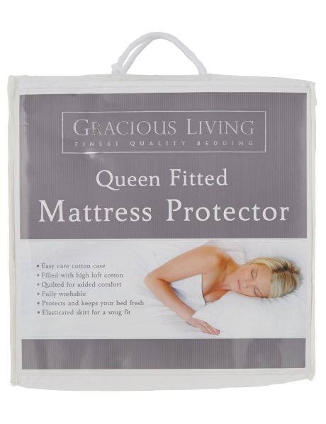 Queen size mattress protector - Farmers