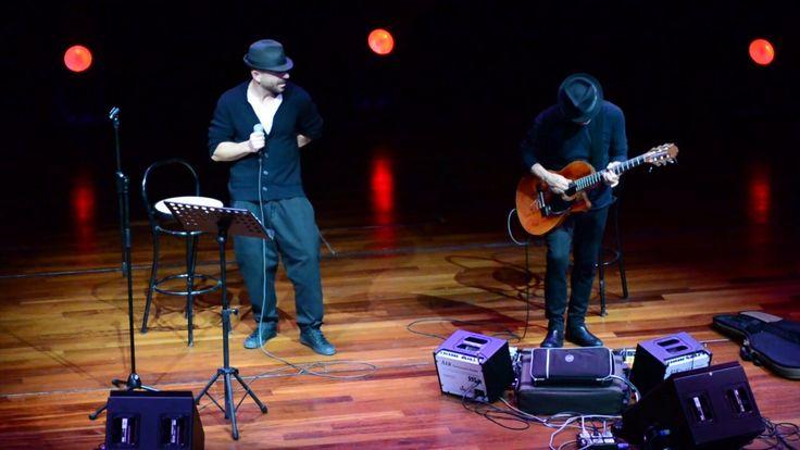 Raiz e Fausto Mesolella, protagonisti (martedì 30 dicembre) del cartellone del Festival di Capodanno, organizzato dalla Fondazione Ravello, hanno presentato all'Auditorium…