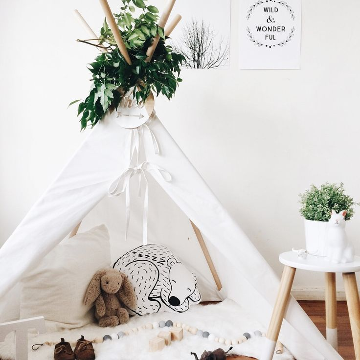 """Image of The """"Theodore"""" tepee"""