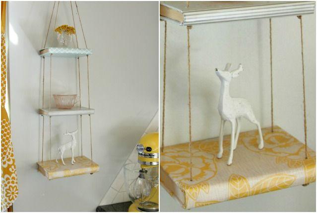 """The Lovely Cupboard: DIY """"Book Shelf"""""""