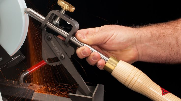 Learn the same basic woodturning tool sharpening techniques as taught by our top professionals. Visit us: https://www.woodturnerscatalog.com?utm_source=youtu...