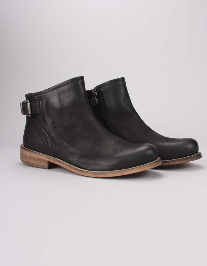 Sneaky Steve Charvest Ankle Boot Black | Accent Clothing