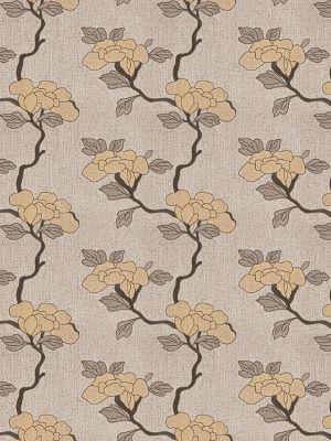 Fabricut Fabric - Asian Floral - Whiskey - Price Per Yard: $71.99 #interior #interiordesign #design #designing #DIY #accessories #ideas #inspiration #bedroom #fabric #floral #nature #home #decor