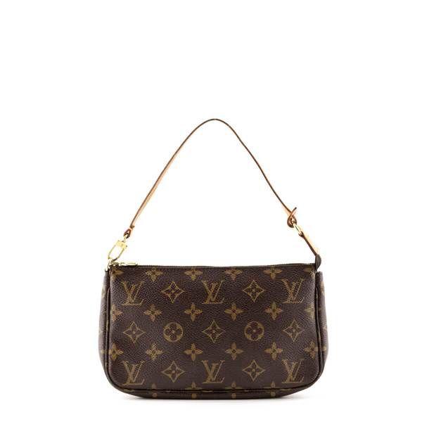 Louis Vuitton Monogram Pochette Accessoires Love That Bag