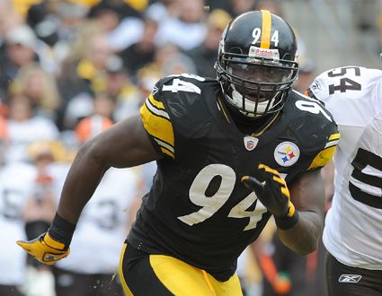 Lawrence Timmons - linebacker