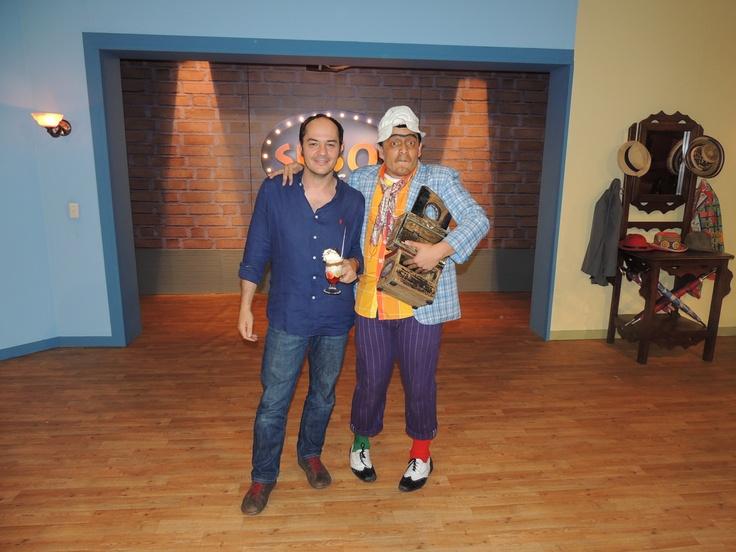 Julian Arango en The Suso's Show.
