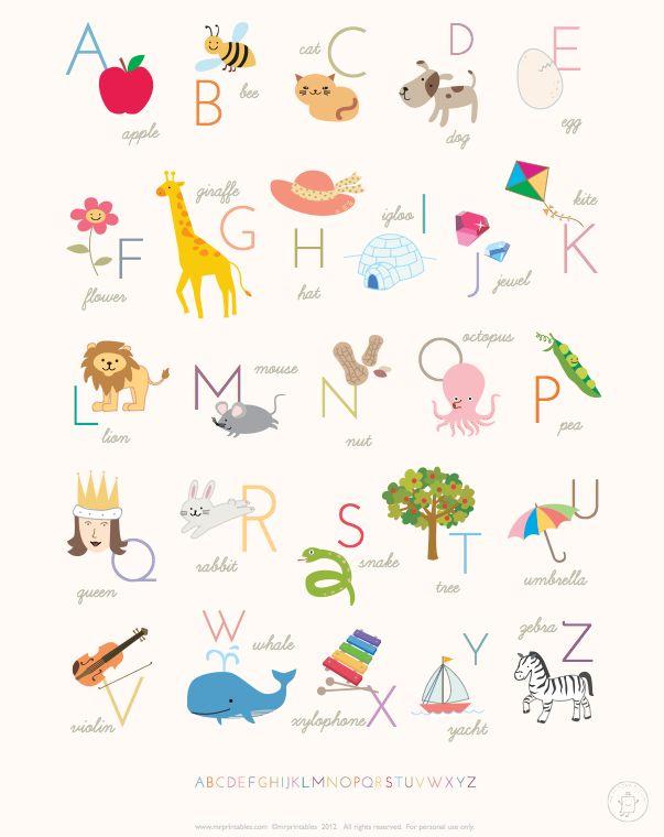 Printable-alphabet-poser-free-download