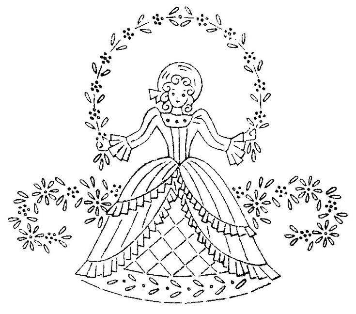 Best ideas about vintage embroidery patterns on